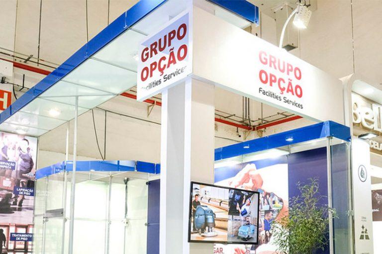Grupo Opção marca presença na HIGIEXPO 2017